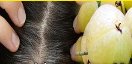 Beyaz saçları yok edip eski haline döndürüyor! İşte saç beyazlamasına karşı 9 doğal çözüm...
