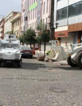 10 mahallede sokağa çıkma yasağı ilan edildi