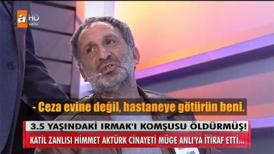 CANİ HİKMET AKTÜRK'TEN HABER VAR