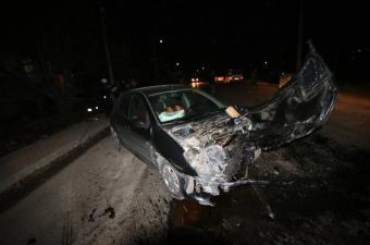 Konya'da feci kaza: 8 yaralı