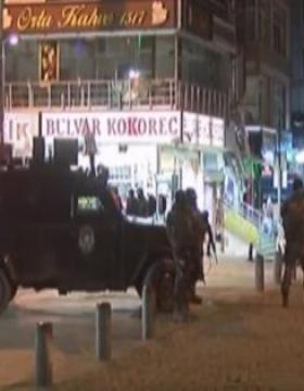 Reina'ya Saldıran Teröristi Yakalamak Bir Eve Operasyon Düzenlendi, Saldırgan Bulunamadı