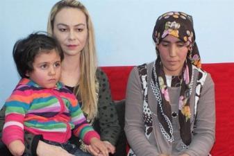 Yozgat'ta küçük Meryem'in hukuk mücadelesi