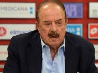 Efsane başkan İlhan Cavcav hayatını kaybetti