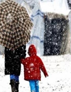 Meteoroloji'den 12 il için yoğun kar yağışı uyarısı