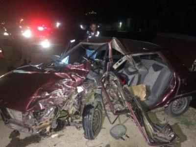 Kahramanmaraş'ta feci kaza: Ölü ve yaralılar var