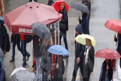 Meteoroloji İstanbul için saat verdi