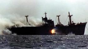 Türk gemisine saldırı!
