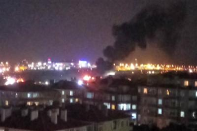 Son Dakika! Atatürk Havalimanı'nda Özel Jet Düştü