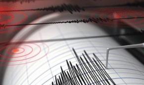 Antalya'da 4.4 büyüklüğünde deprem