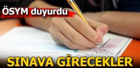 ÖSYM Başkanı'ndan sınavlara girecek adaylara duyuru