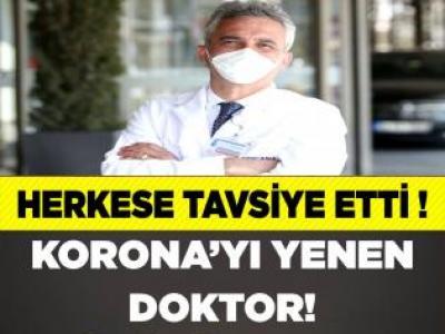 Koronavirüsü Yenen Doktor