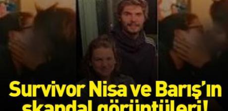 Nisa ve Barış'ın mahrem videosu ortaya saçıldı kardeşiz demişlerdi