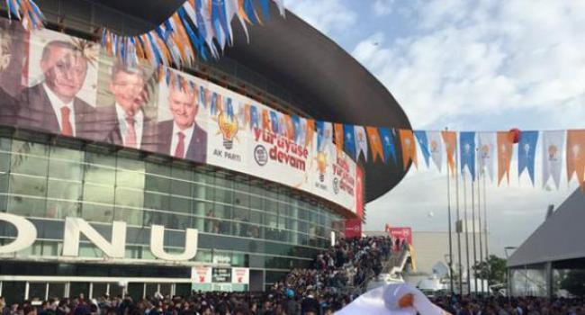 AK Parti yeni genel başkanını seçiyor