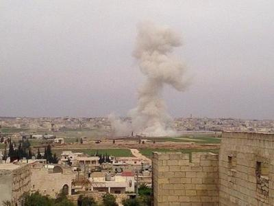 Suriyede Patlamalar 72 Ölü