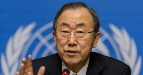 Birleşmiş Milletler Genel Sekreteri Ban-Ki moon İstanbul'dan Canlı Yayın Yapacak