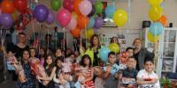 """TOÇEV ve Eren Holding """"Mutlu Çocuklar Mutlu Yarınlar"""" İçin Bir araya Geldi"""