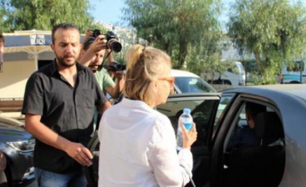 Gözaltına Alınan Ilıcak İstanbul'a Gönderildi