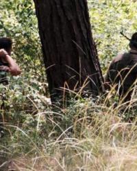 Akyaka'da Darbeci Askerler Aranıyor