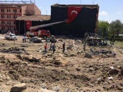 Başbakan Binali Yıldırım Elazığ Terör Saldırısı Açıklaması