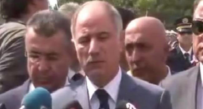 İçişleri Bakanı Efkan Ala, CHP Konvoyu Saldırı Açıklaması