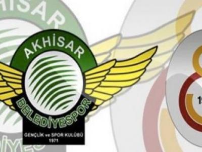 Akhisar Belediyespor Galatasaray Turgay Şeren Sezonu 2. Hafta