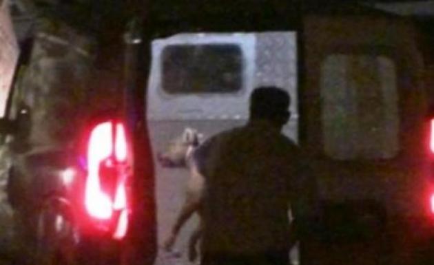 Pitbull Saldırısı 3 Kişiyi Hastanelik Etti