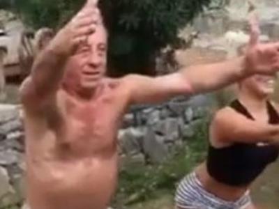 Ali Ağaoğlu Sağlıklı Yaşam Sporu Yaptı