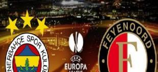Fenerbahçe Feyenord UEFA Avrupa Ligi