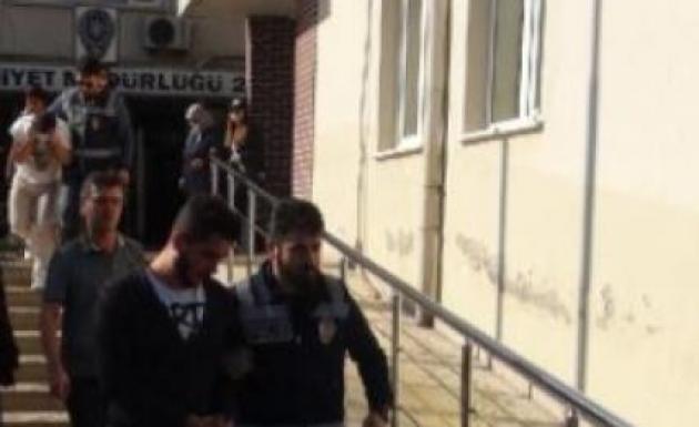 Uyuşturucu Operasyonun'da 18 Aylık Bebeğiyle Gözaltına Alındı