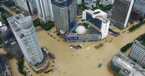 Megi Tayfunu Metropol Şehirleri Vurdu