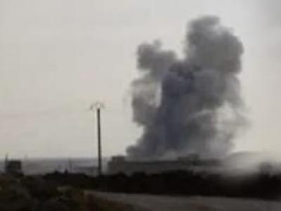 PYD Havadan Vuruldu 18 Hedef İmha Edildi