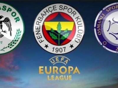 UEFA Avrupa Ligi'nde Moralsiz Gece