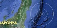 Japonya Depremi 21 Ekim 2016