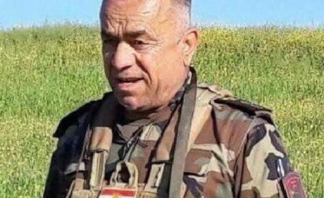 Ölen Peşmerge Askeri HDP'li Vekilin Akrabası