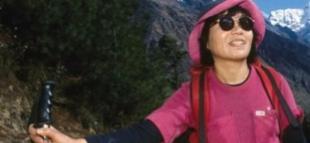 Evereste Tırmanan İlk Kadın Dağcı Öldü