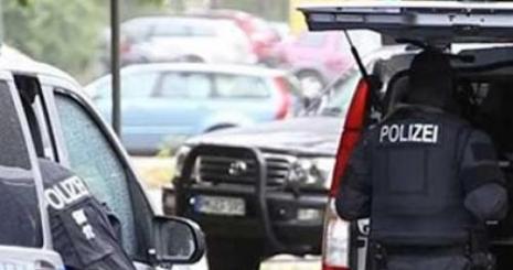 Alman Polis Türk Vatandaşını Öldürdü