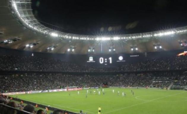 Türk İnşaat Firması'nın Stadyumu Rusya'da Konuşuluyor
