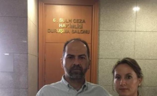 Nasuh Mahruki Adli Kontrol Şartıyla Serbest Bırakıldı