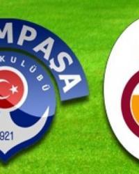 Kasımpaşa Galatasaray Turgay Şeren Sezonu 13. Hafta