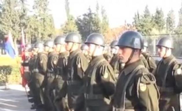 Kısa Dönem Acemi Askerler Yemin Töreni Yaptı