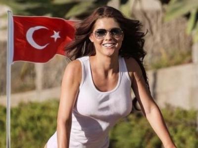Amanda Türkiye'yi Unutmuyor