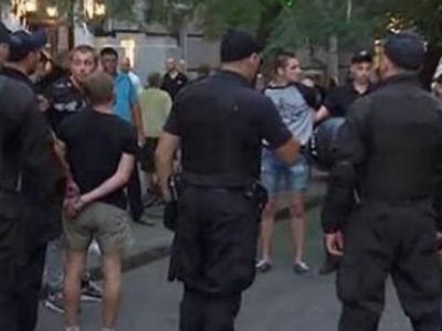 Ukraynalı Holiganlar İngilizlere Saldırdı
