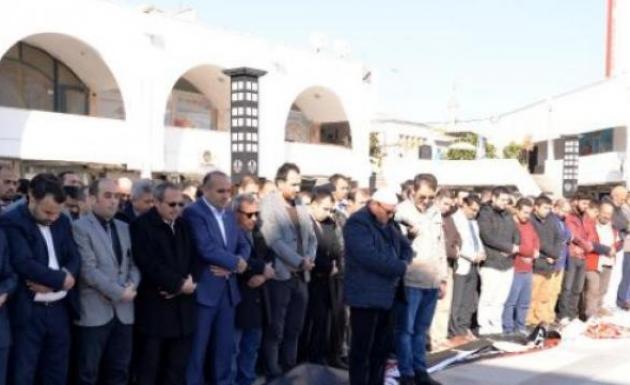 Halep İçin Gıyabı Cenaze Namazı
