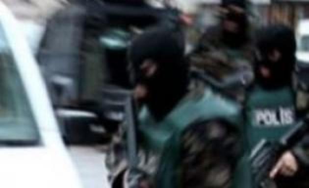 Pkk Operasyonunda 8 Kişi Tutuklandı