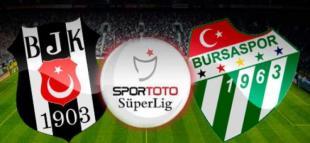 Beşiktaş Bursaspor Turgay Şeren Sezonu 14. Hafta