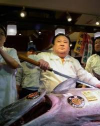 Sushi'ye 631 Bin Dolar Ödediler