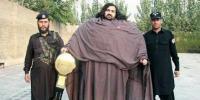 Pakistanlı Hulk 408 Kilo
