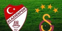 Elazığspor Galatasaray Türkiye Kupası E Grubu