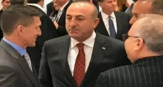 Mevlüt Çavuşoğlu, Trump'ın Bakanlarıyla Görüştü