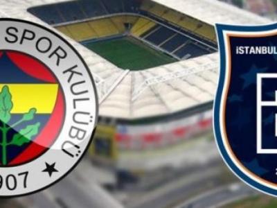 Fenerbahçe Medipol Başakşehir Turgay Şeren Sezonu 18. Hafta